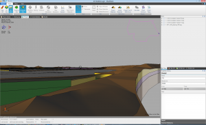 4d view - Mudshark Earthworks Software - Civil Engineering Software